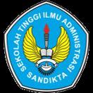 logo sekolah tinggi ilmu administrasi sandikta